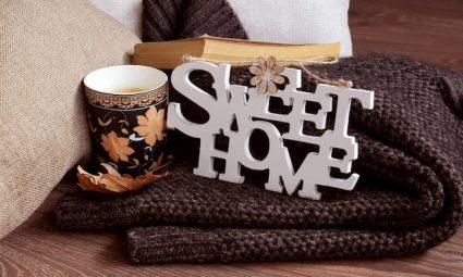 confort dans la maison